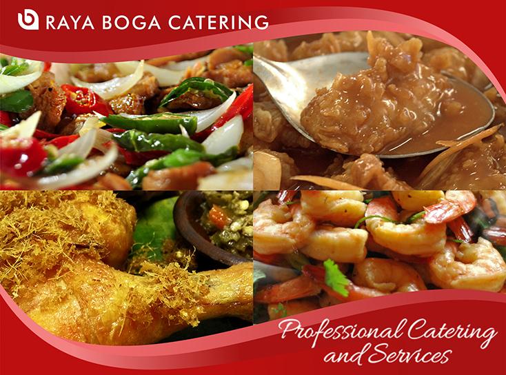 Raya Boga Catering Layanan Jasa